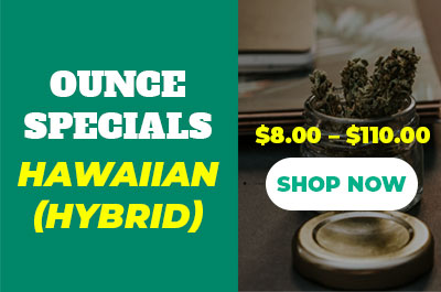 Best Offer on Cannabis Products